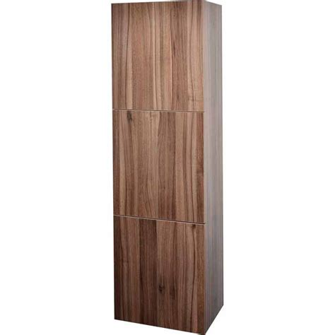 walnut cabinets buy 18 quot walnut linen cabinet tn t730 sc wn on conceptbaths