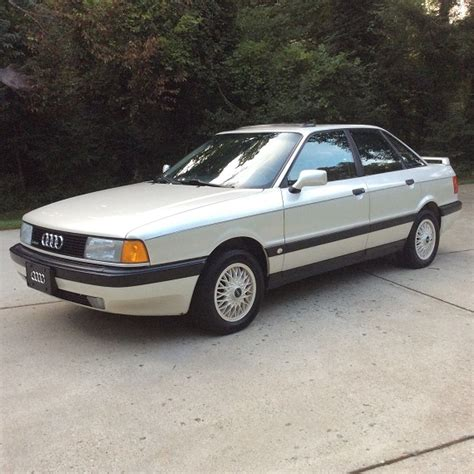 Audi 90 Quattro For Sale by 1988 Audi 90 Quattro German Cars For Sale