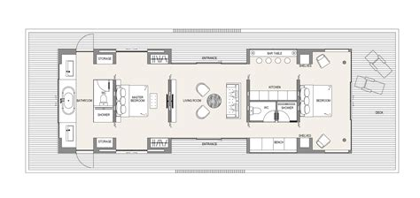 house layout design principles in indonesia a modern floating house architects and