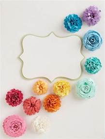 how to make craft paper flowers 5 diy paper crafts ideas that wonderful to make cool