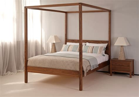 4 poster bed orchid four poster bed solid wood bed company