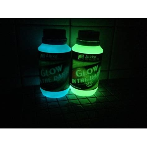 glow in the paint masters ak 366s blue glow in the 250ml