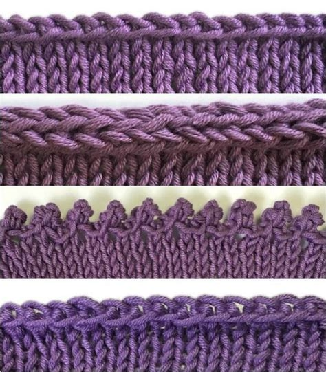 best way to bind knitting 25 best ideas about knitting tutorials on