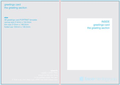 card templates free free blank greetings card artwork templates for