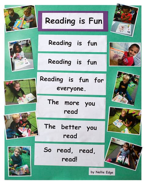 read so give children the affirming language of reading is