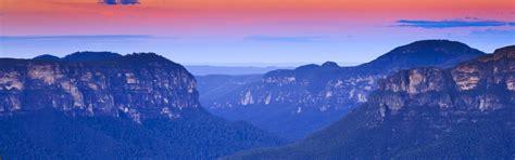 blue mountain echo point