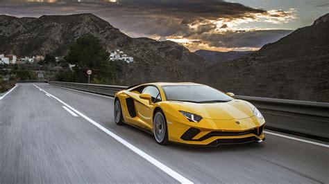 Car Wallpapers Hd Lamborghini Pictures by 2017 Lamborghini Aventador S Wallpapers Hd Images