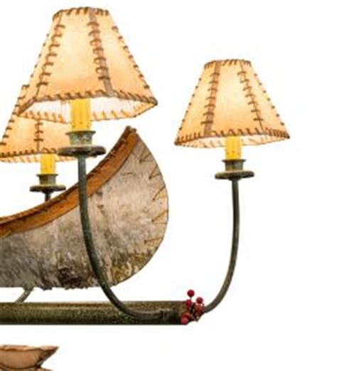 canoe chandelier canoe chandelier pacific coast lighting 6 light grand