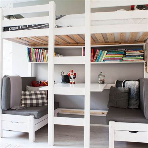 3 bedded bunk beds how to achieve harmony in a small bedroom with diy