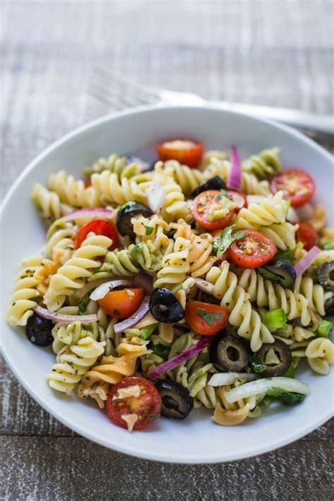 salade de p 226 tes aux l 233 gumes 9 id 233 es de plats vegan 224 faire en moins de 20 minutes 224 table
