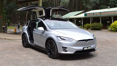 2017 Tesla Model X by Tesla Model X 100d 2017 Review Snapshot Carsguide