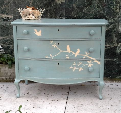 shabby chic dressers furnitologist beautiful solid wood painted dresser