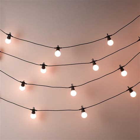 string light bulbs bistro bulb lights 20 bulbs contemporary