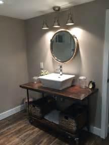 industrial style bathroom accessories 32 trendy and chic industrial bathroom vanity ideas digsdigs