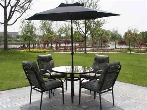 patio furniture umbrellas patio furniture with umbrella home outdoor