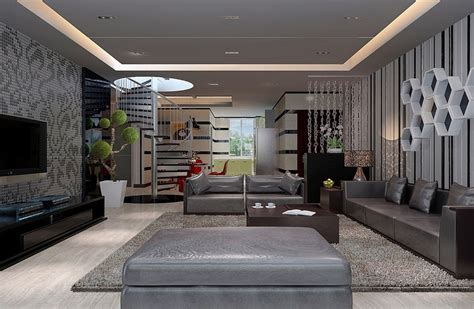 photo interior design cool modern interior design living room home interior