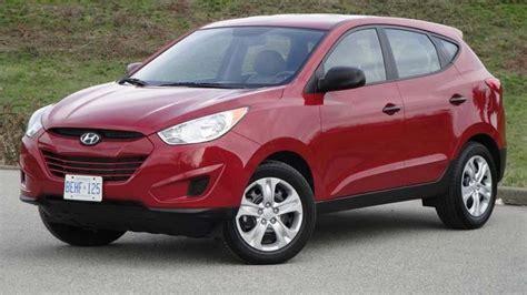 2015 Hyundai Tucson Reviews by Used Hyundai Tucson Review 2010 2015