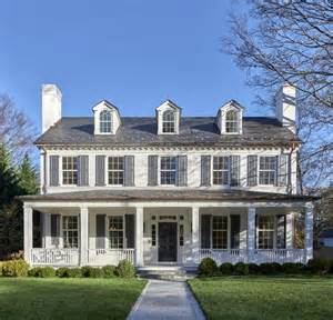 colonial homes 25 best ideas about colonial exterior on