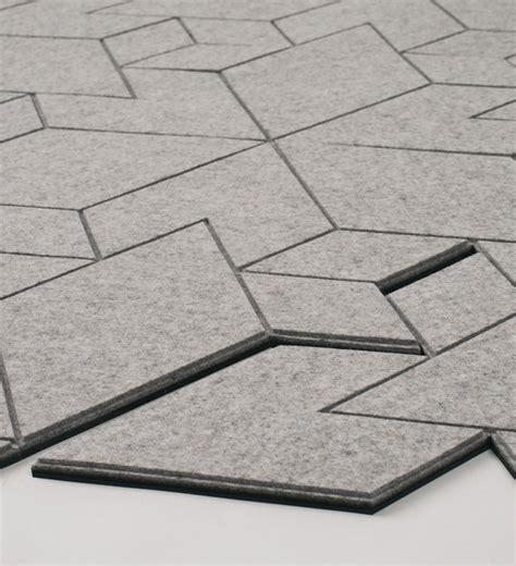 rubber st patterns cityscapes modular felt carpet tiles by allt homeli