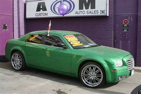 Chrysler 300 For Sale In Los Angeles by 2006 Chrysler 300 For Sale Carsforsale
