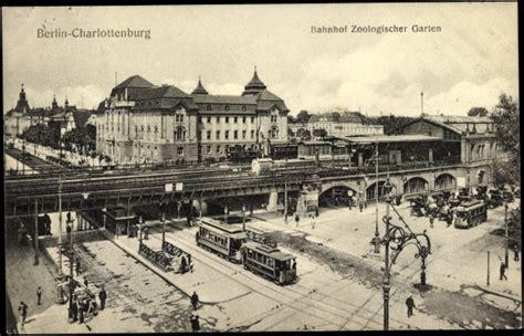 Zoologischer Garten Rabatt by Ansichtskarte Postkarte Berlin Charlottenburg Bahnhof