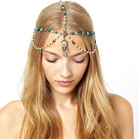 how to make headpiece jewelry jewels headband necklace headpiece accessories boho