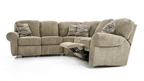3 reclining sectional sofa megan 3 sectional sofa baer s furniture