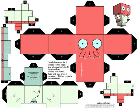 www paper craft cdn cubeecraft on reddit