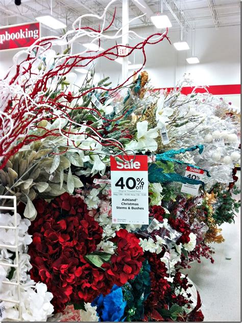 craft store trees tree challenge southern hospitality