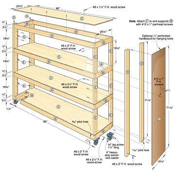 garage storage design plans woodwork garage storage plans pdf plans