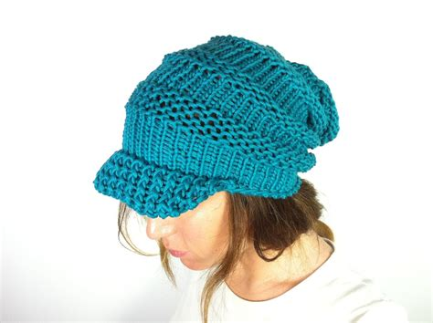 knit loom hat loom knit slouchy hat patterns a knitting