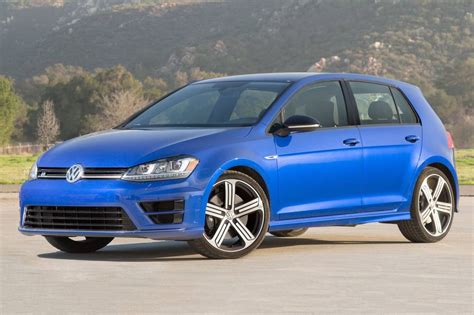 used 2015 volkswagen golf r for sale pricing amp features