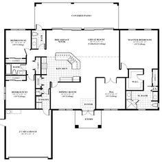 new home floorplans floor plans on home floor plans open floor