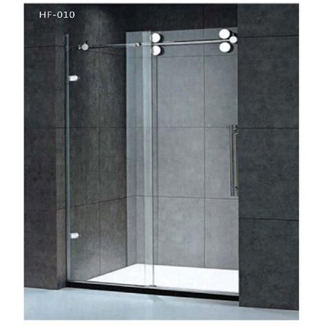 glass bath shower doors sliding bath shower doors jacobhursh