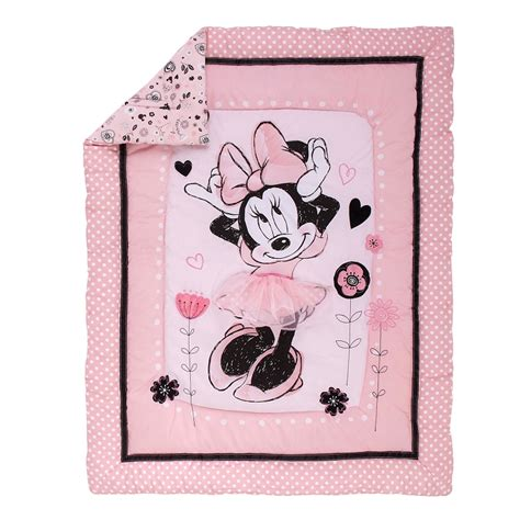 minnie mouse bedding sets disney minnie mouse 8 crib bedding set 28 images baby