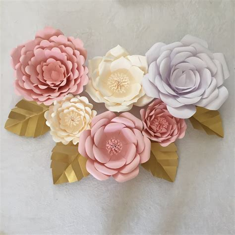 paper flowers craft for how to create paper leaves for your paper flowers go