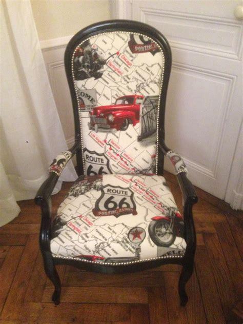 fauteuil voltaire relook 233 meubles et rangements par des coquelicots pour