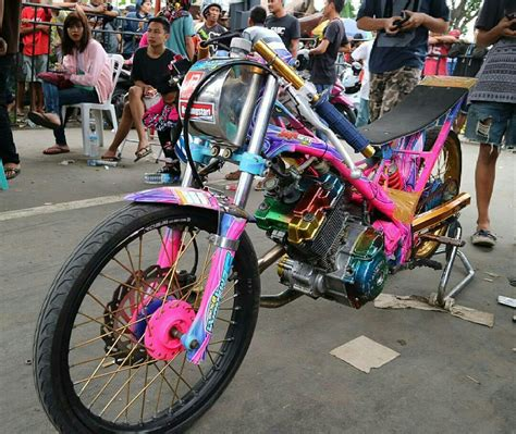 Gambar Motor Keren by Gambar Motor Drag Bike Keren Soceng