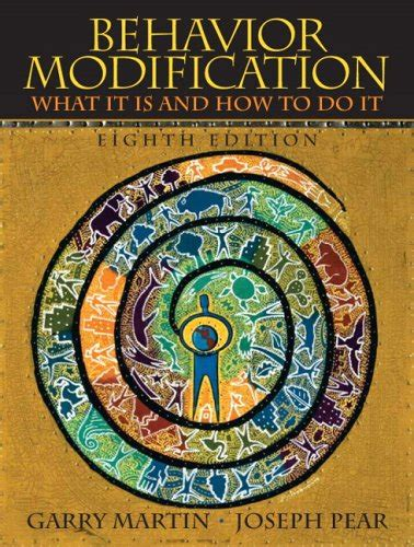 Behavior Modification Garry Martin by Behavior Modification Dvd Behavior Modification By Garry
