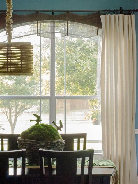 pictures of window treatments window treatment ideas hgtv