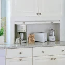 kitchen cabinet appliance garage space saving kitchen appliances appliance garage the