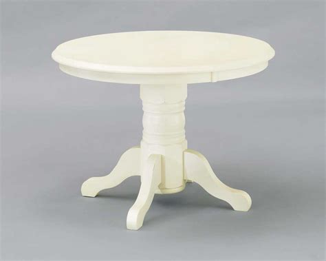 white pedestal dining table home styles pedestal dining table white 88 5177 30
