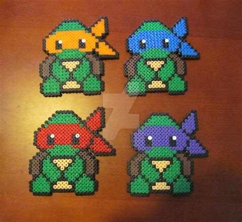 pictures of perler perler bead awesomeness favourites by mental tsundere on