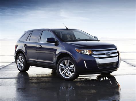 Ford Edge Limited by Fotos De Ford Edge Limited 2010