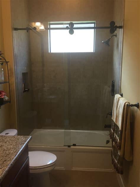 Barn Style barn style glass shower doors the glass shoppe a