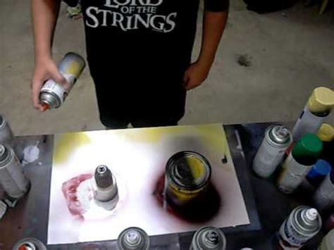 spray paint for beginners spray paint for beginners