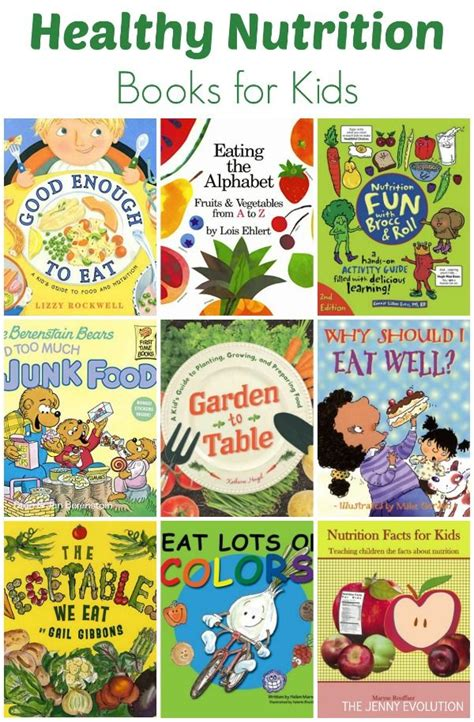 healthy picture books healthy nutrition books for nutrition study unit