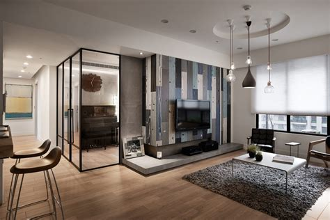 modern apartment in european style in taiwan from