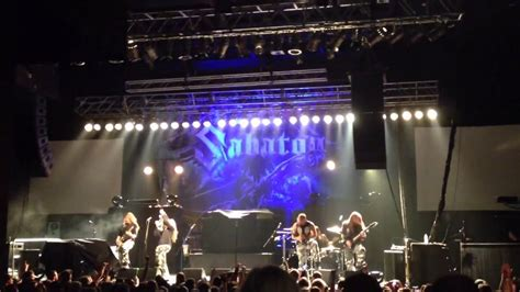 spokane the knitting factory sabaton ghost division knitting factory spokane wa 4