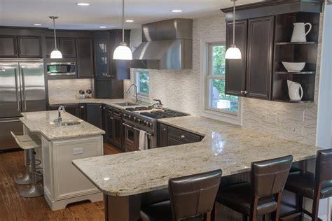 Moen Level Kitchen Faucet top 5 light color granite countertops